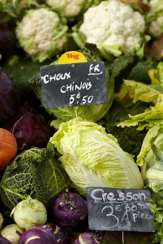 Las verduras son ricas en vitaminas que luchan contra los radicales libres.