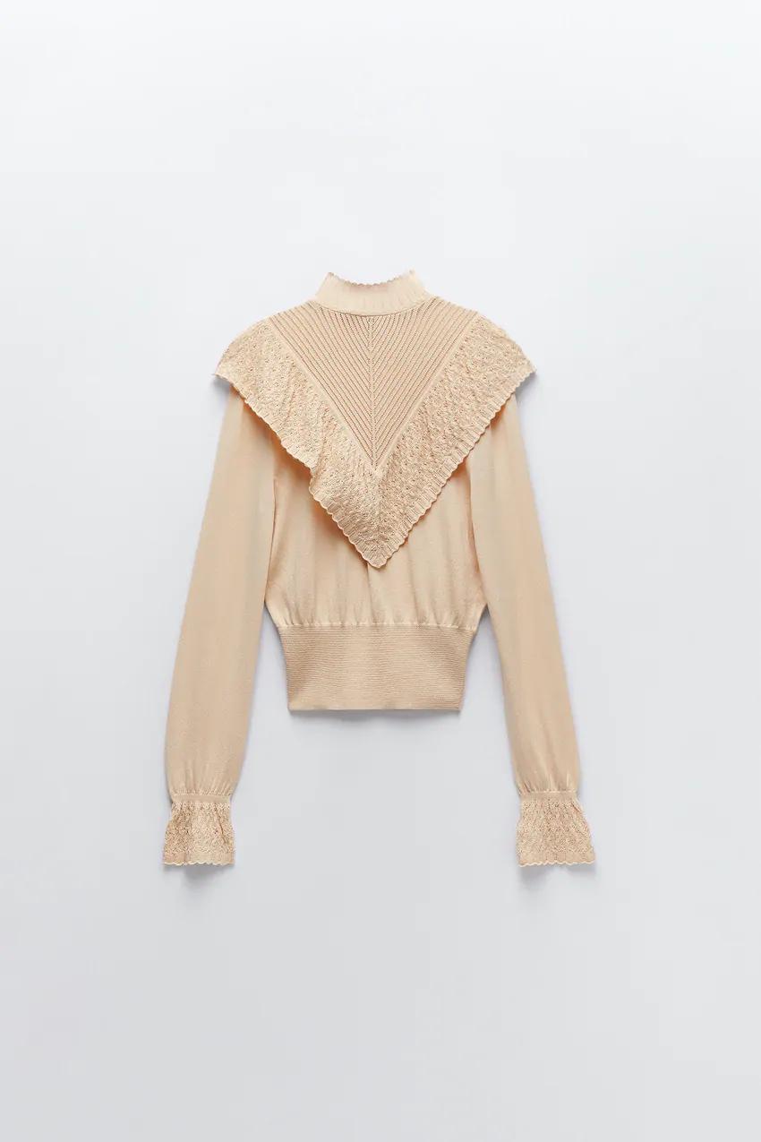 Jersey de Zara.