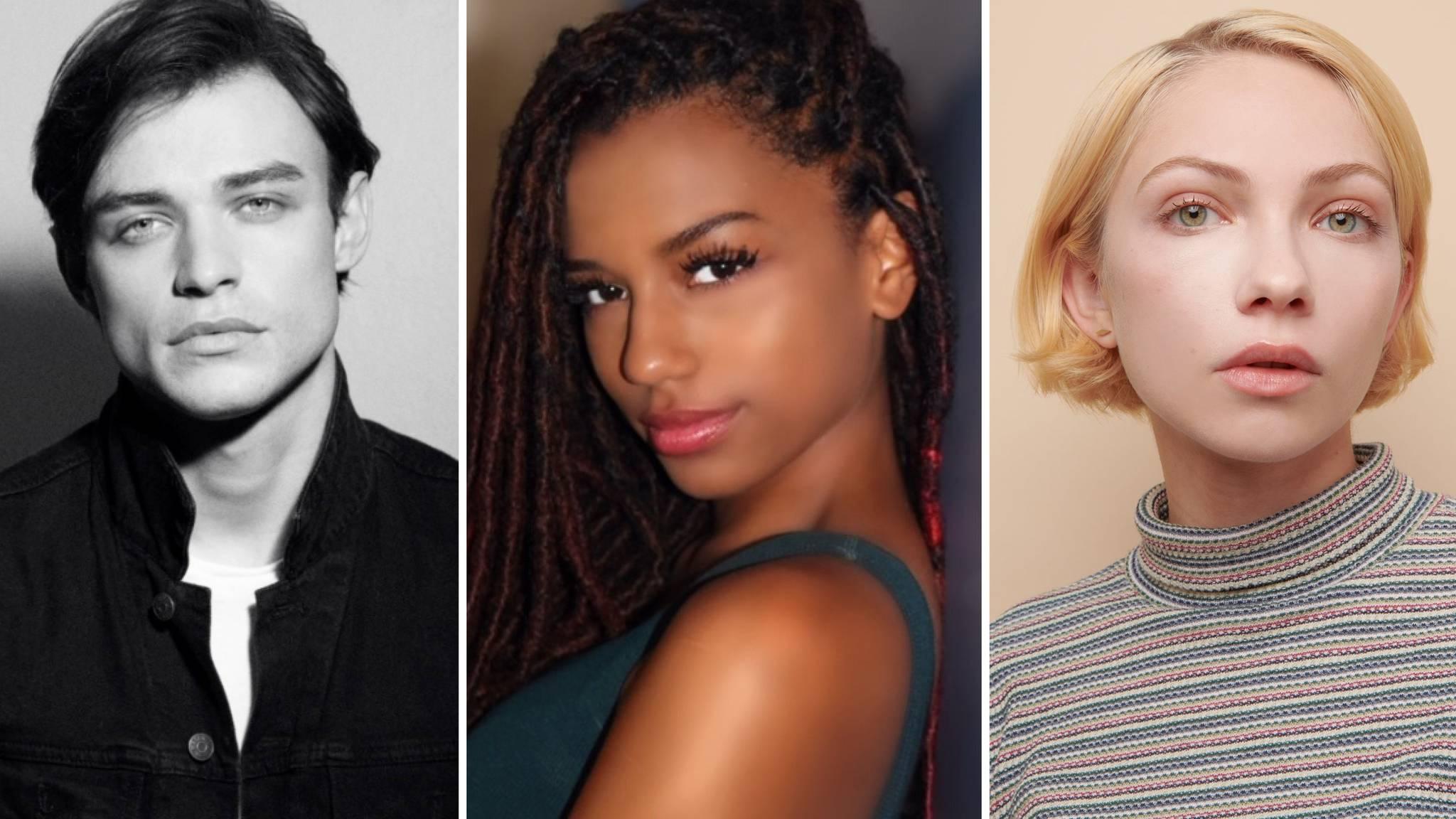 """Thomas Doherty, Savannah Smith o la bloguera Tavi Gevinson forman parte del casting del nuevo reboot de """"Gossip Girl""""."""