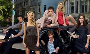 """El casting original de """"Gossip Girl"""", la serie de los 2000 que se..."""