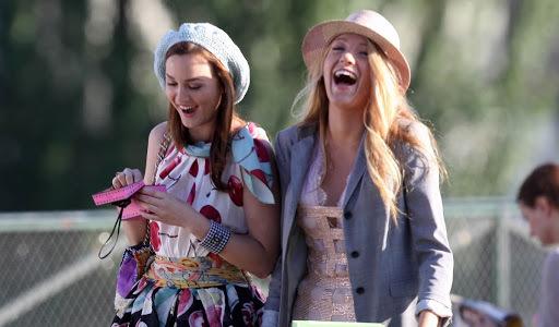 Blair Waldorf, interpretada por Leighton Meester, y Serena van der Woodsen, a quien dio vida Blake Lively, fueron la pareja de amigas más icónica de los 2000.