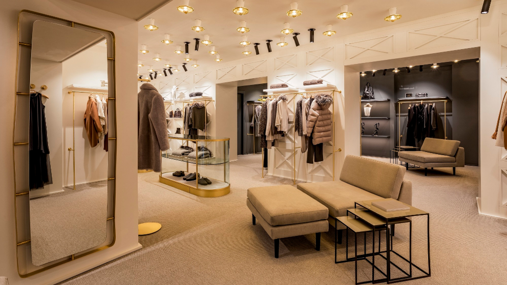 La nueva boutique de Fabiana Filippi se sitúa en el número 71 de la...