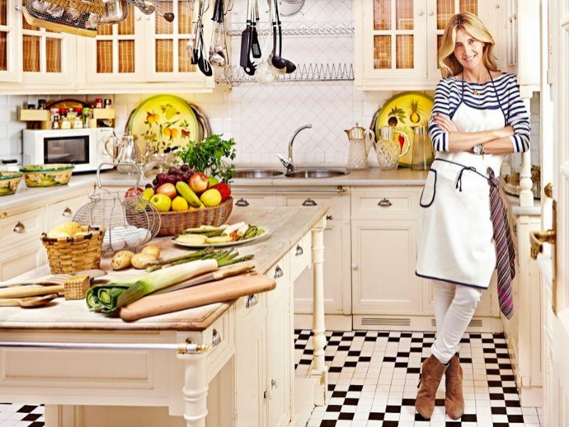Saber cocinar exige dedicación, alma y un cierto don. Algunos libros...