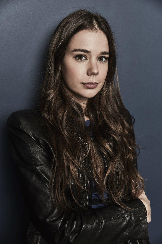"""La actriz Laia Costa, una de las protagonistas de la serie """"Soulmates""""."""