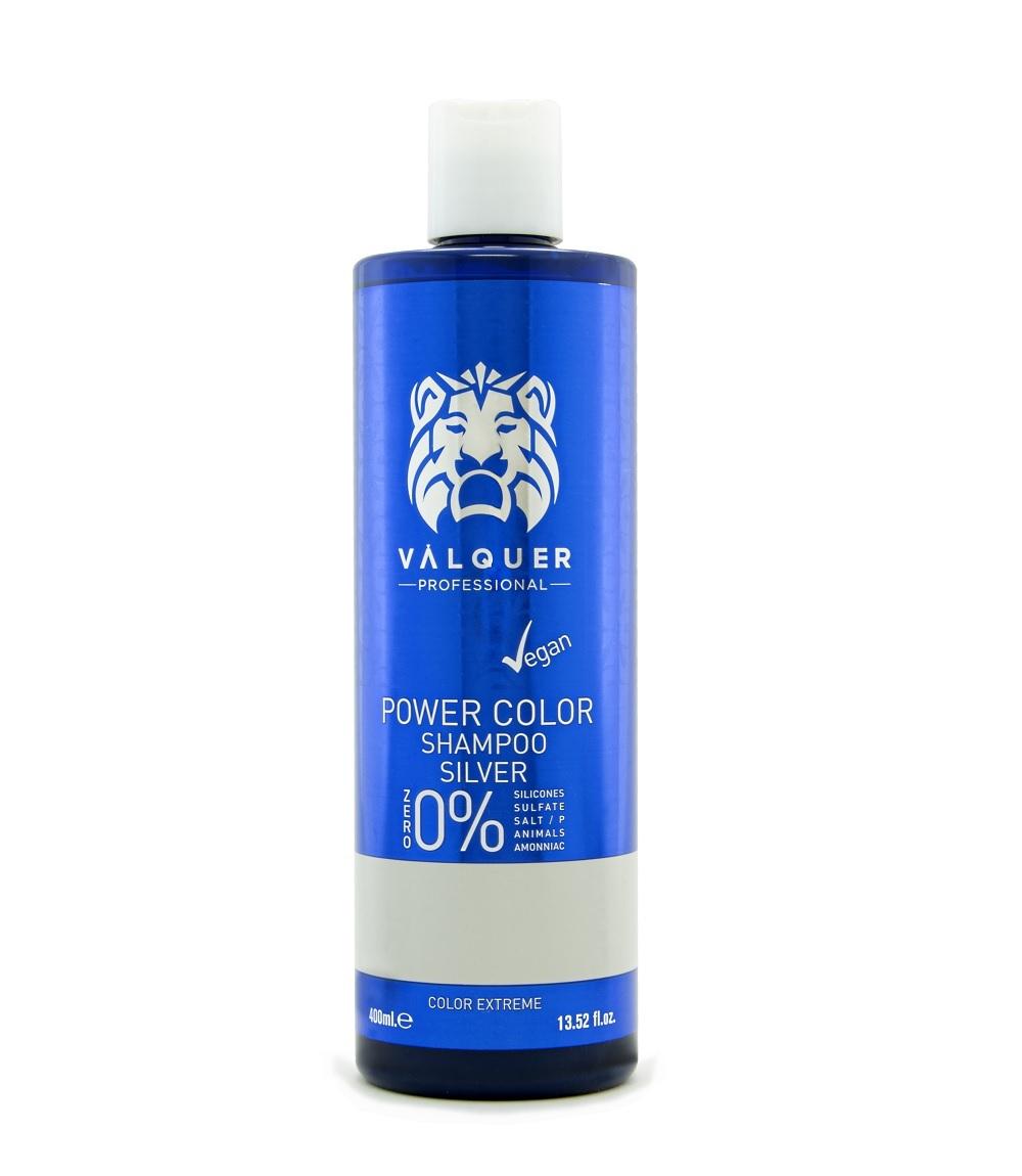 Champú Power Color de Válquer Laboratorios (16,95 euros).