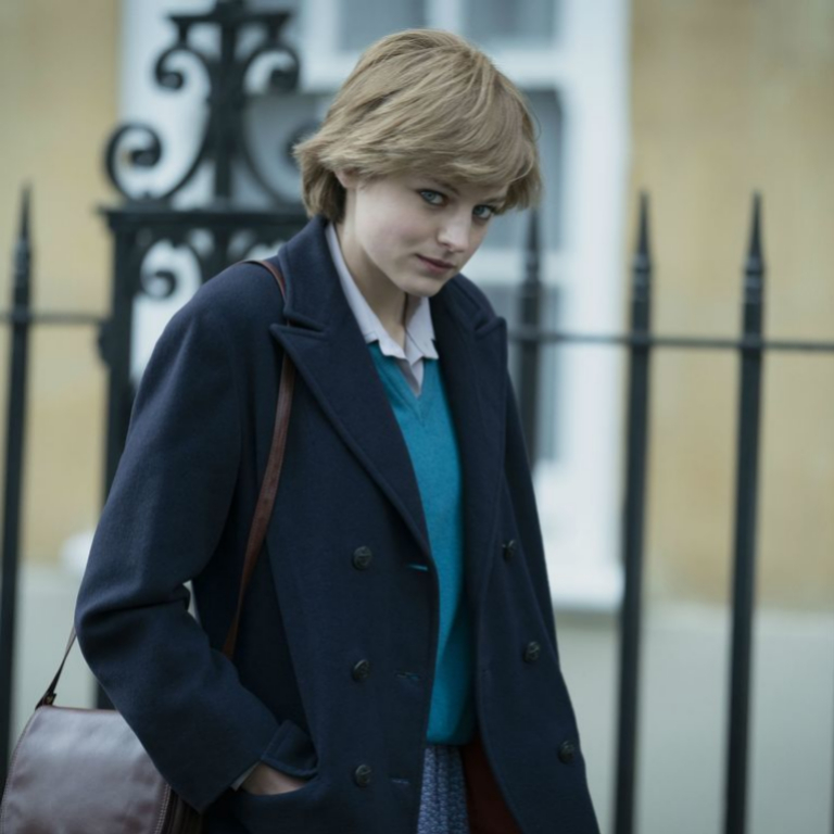 Fotograma de Diana en Londres