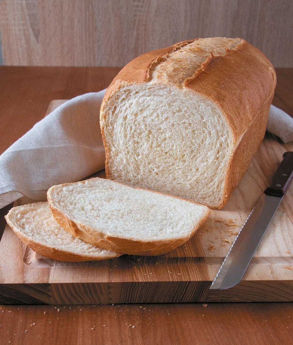 Pan de sándwich