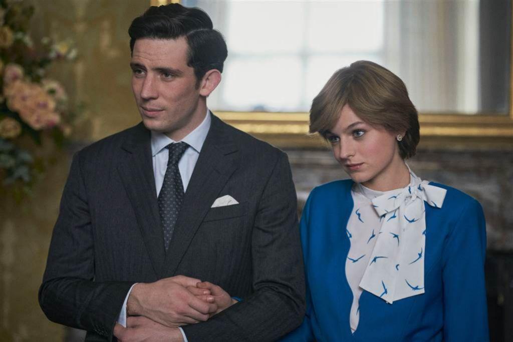 Compromiso de Diana y el príncipe Carlos