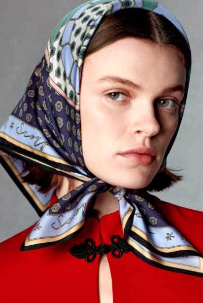 Pañuelo de Zara.