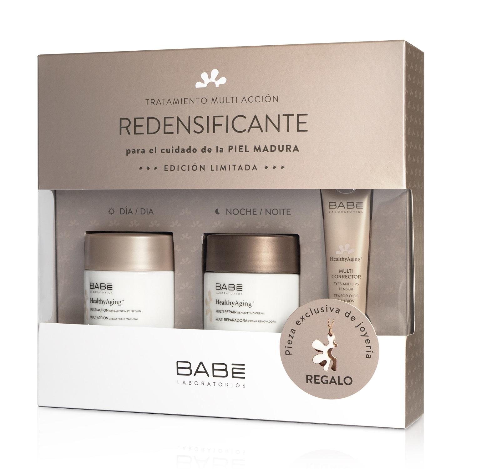 Cofre Redensificante para pieles maduras de Laboratorios BABÉ, el...