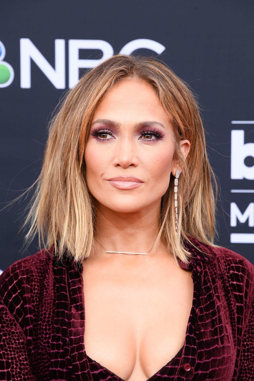 Jennifer Lopez es fan de los labiales nude de MAC.