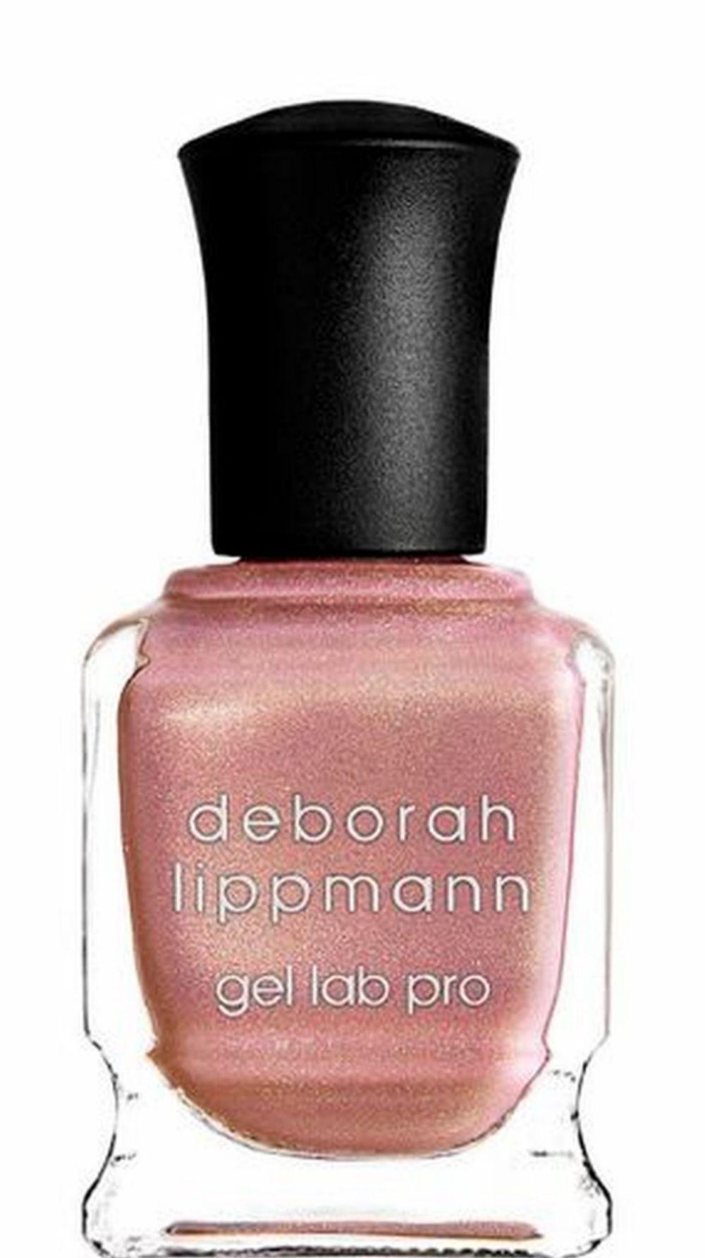 Stargasm, Deborah Lippmann. Con biotina, onagra y fibra de seda (23 euros).