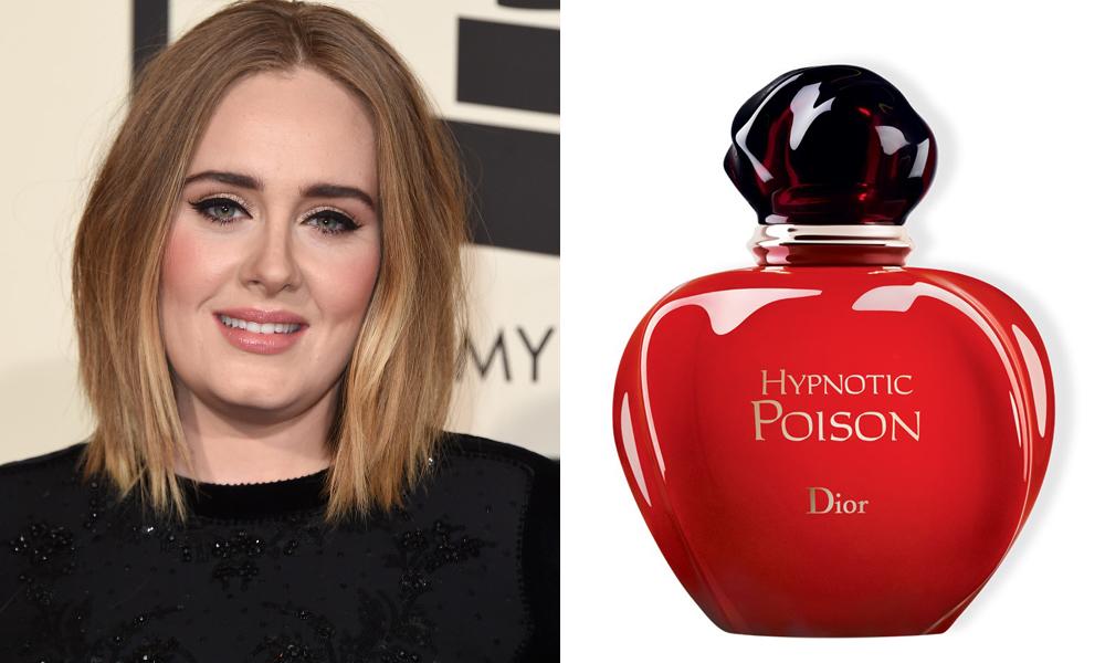 Adele - Hyptonic Poison de Dior | ¿A qué huelen las famosas? |...