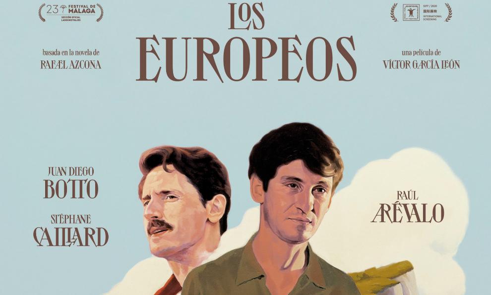 Los europeos, una película de Víctor García León