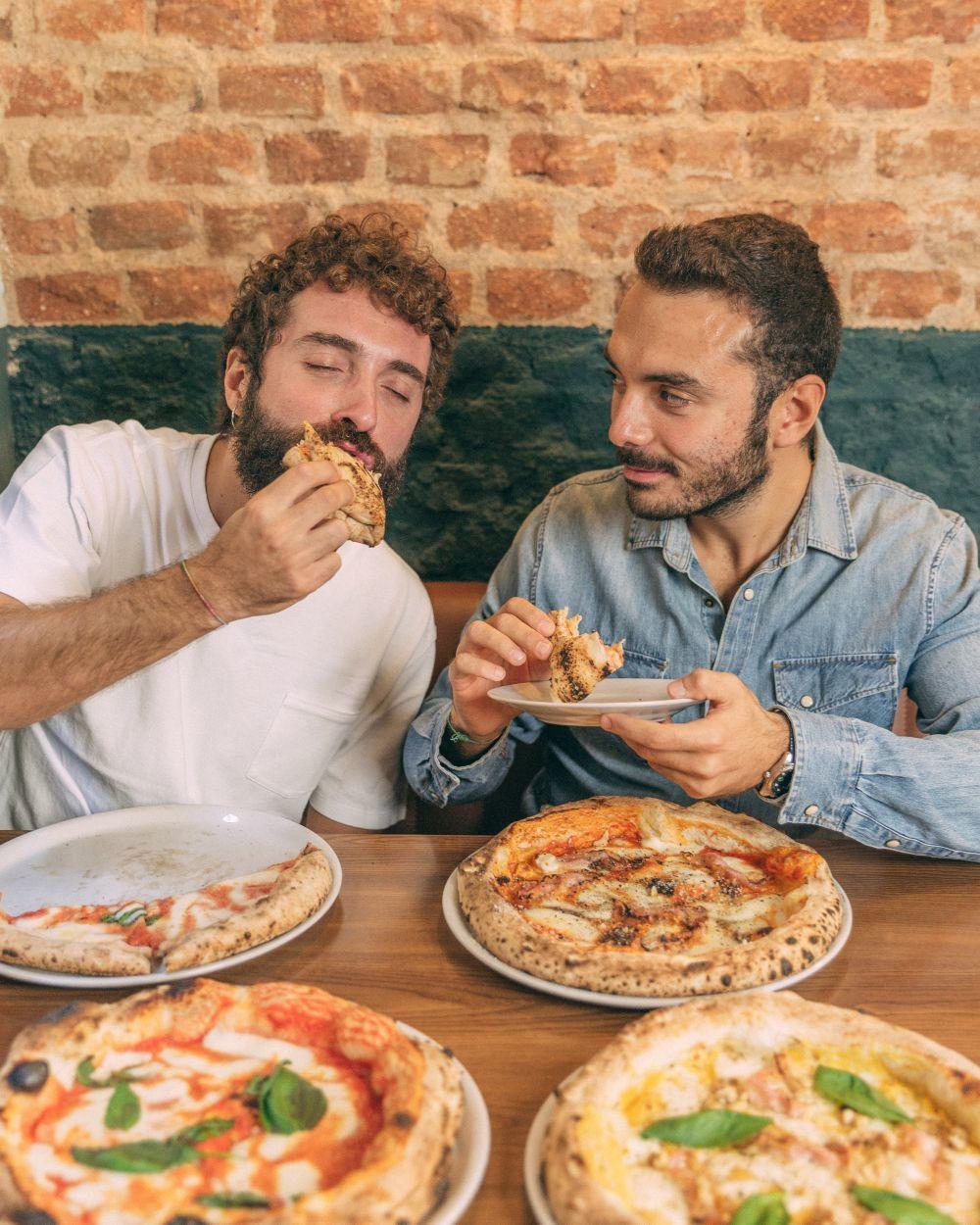 Vittorio y Riccardo Figurato.