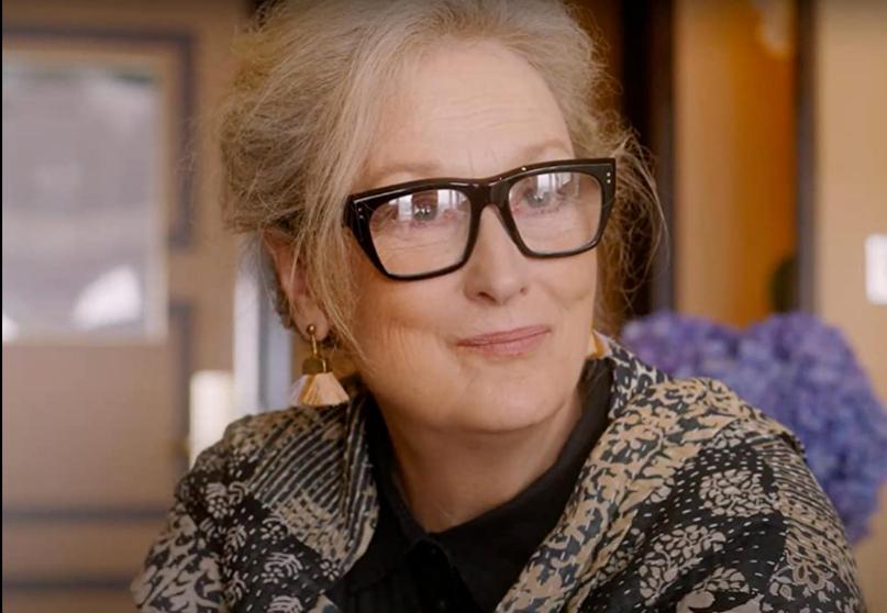 Meryl Streep en Let them all talk