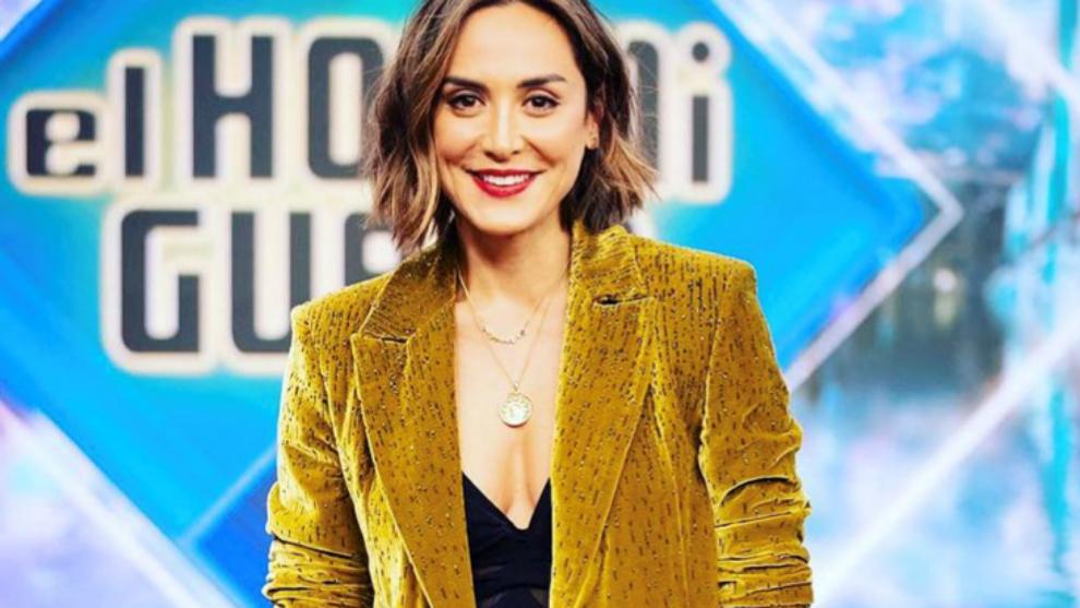 Tamara Falcó en El Hormiguero.