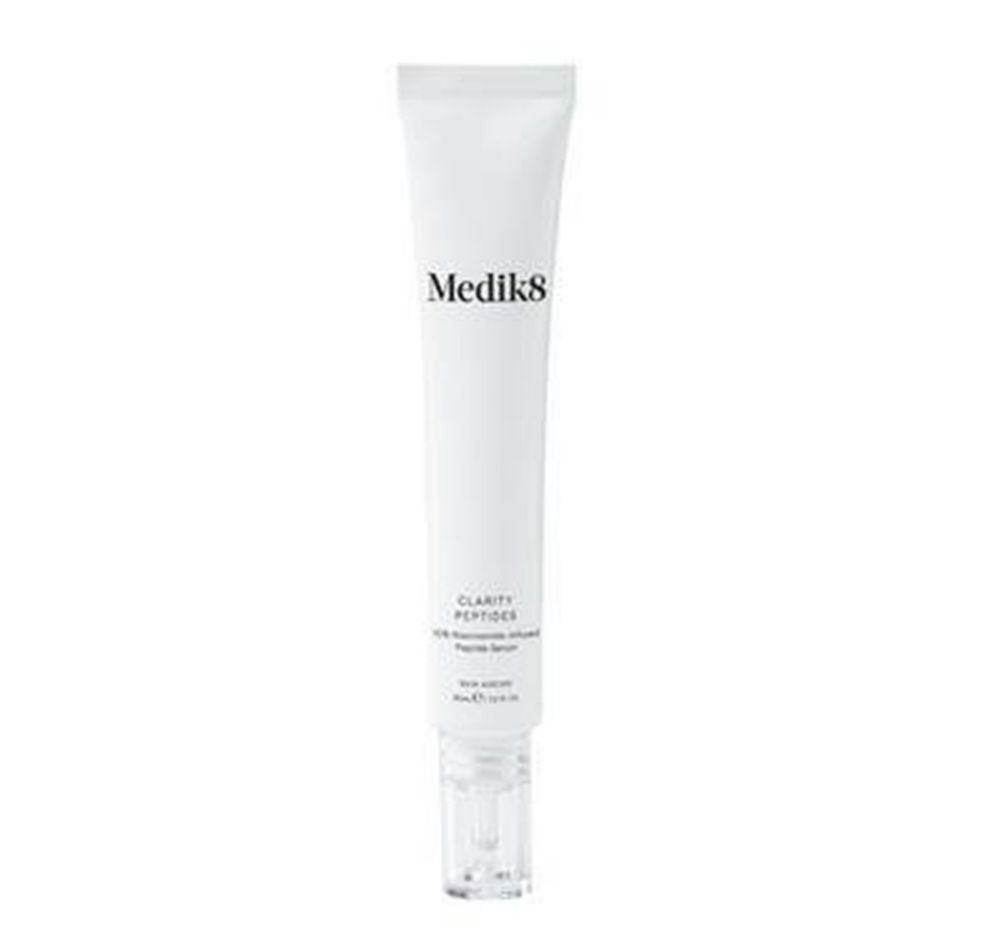Clarity Peptides, Medik8 (55 euros, en medik8.es).