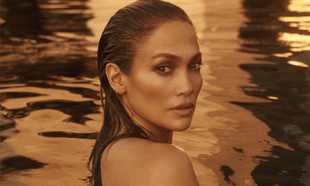 Imagen promocional del nuevo disco de Jennifer Lopez.