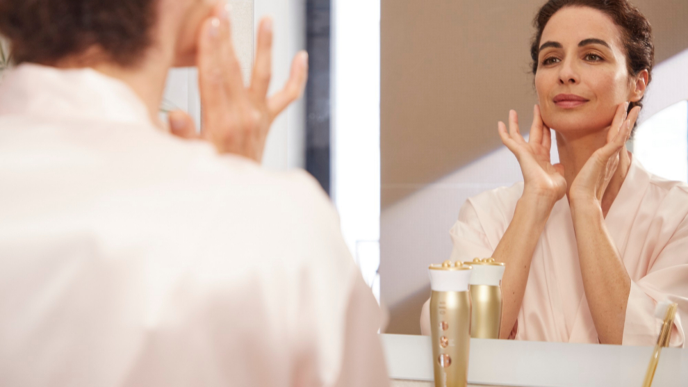 Descubre los beneficios del masajeador antiedad reafirmante de la...