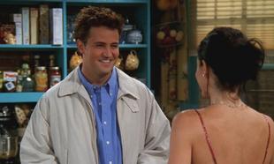 Matthew Perry interpretó a Chandler Bing durante 10 años, de 1994 a...