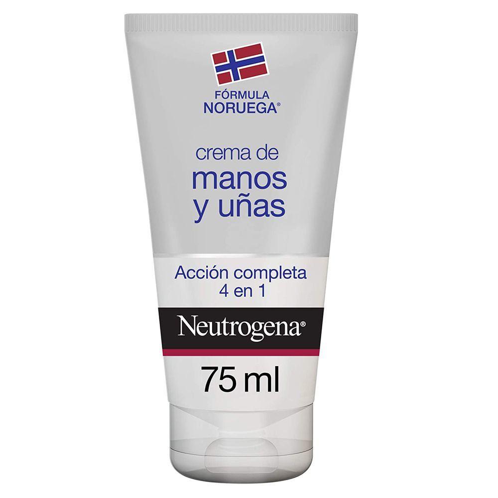 Crema de manos y uñas de Neutrogena.
