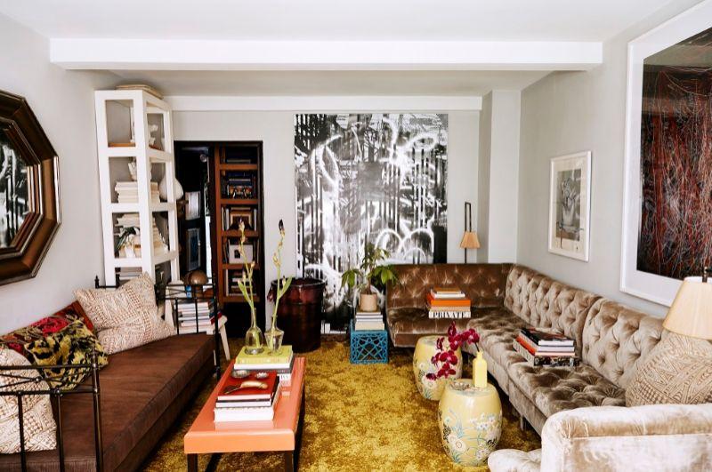 Un sofá es la pieza estrella del salón. Elige bien fijándote en su...