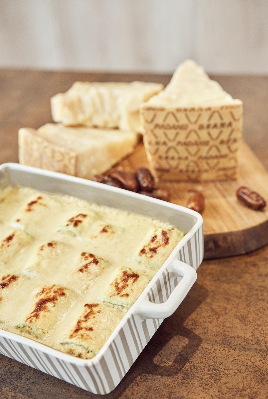 Grana Padano es una joya gastronómica originaria de la Pianura Padana...
