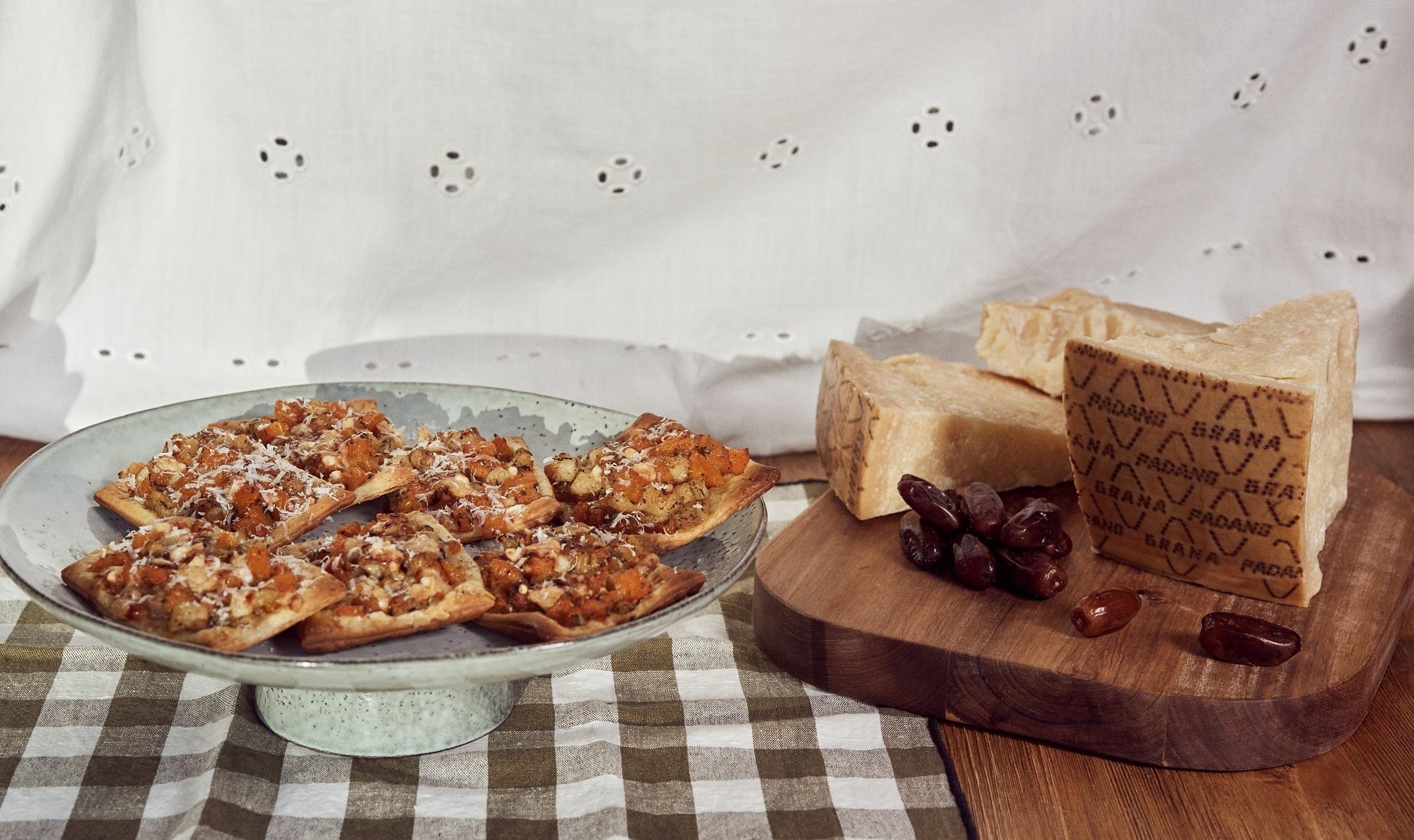 Te ofrecemos tres recetas fáciles y saludables con el queso Grana...