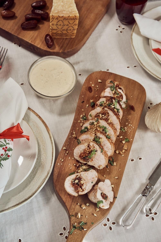Con el queso Grana Padano puedes preparar recetas tan exquisitas como...