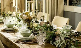 Cómo decorar tu mesa en Navidad sin gastar mucho