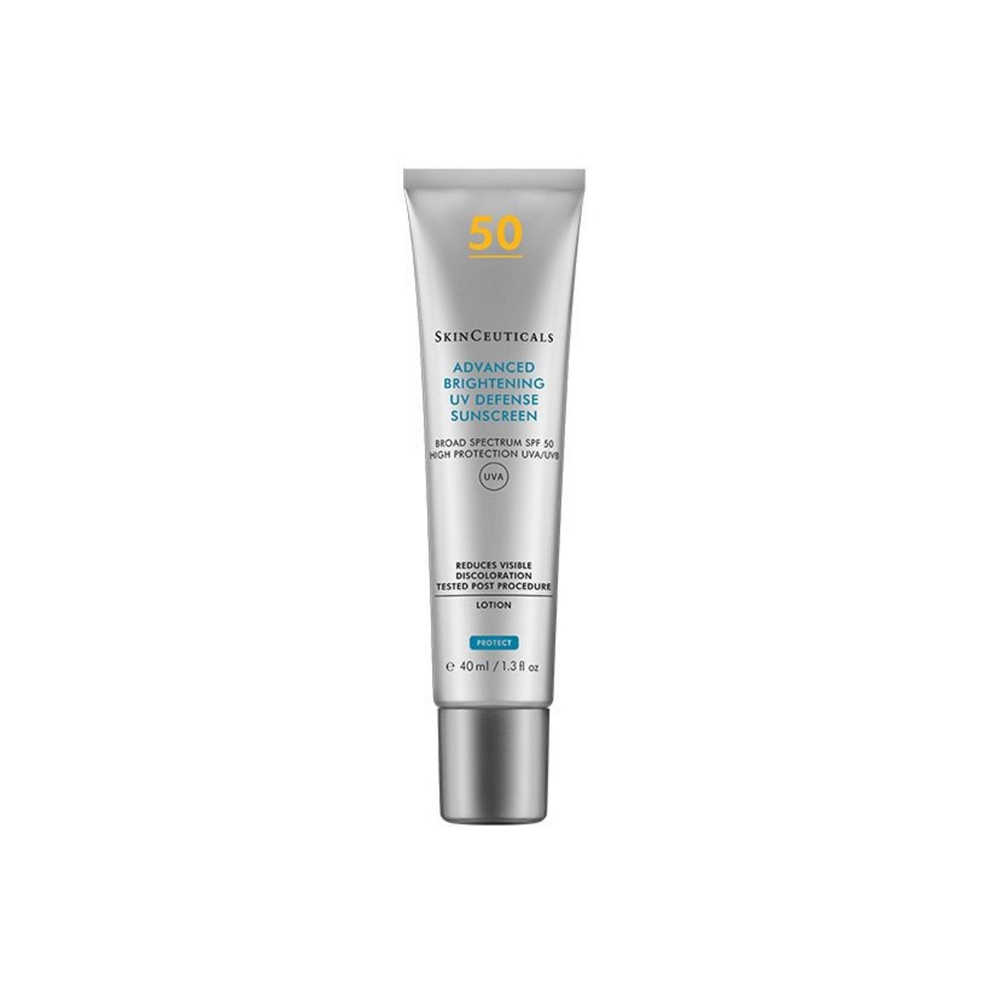 SkinCeuticals, Advanced Brightening UV Defense SPF50.