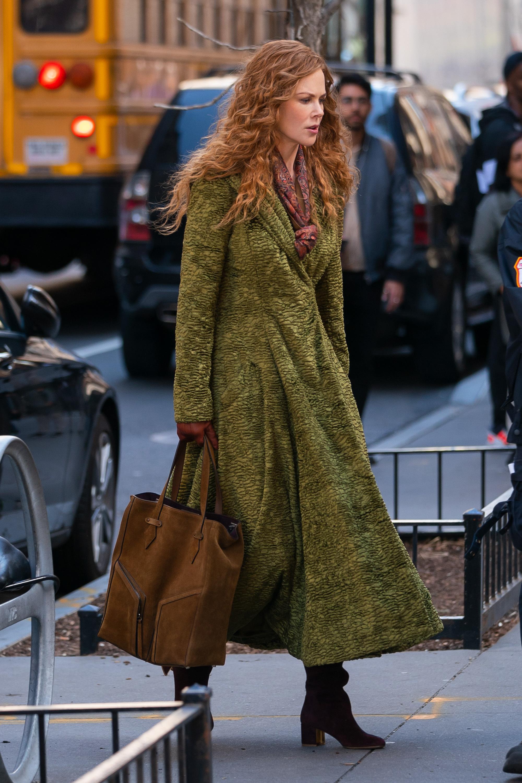 "Nicole Kidman en ""The Updoing"""