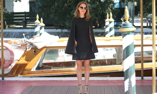 ¿Qué vestidos sientan bien a las bajtas? Tres actrices que miden...