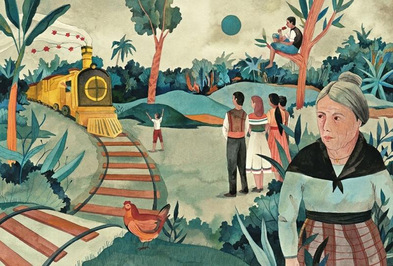 Cien años de soledad, edición ilustrada de Penguin Random House