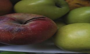 Para esta receta las manzanas que mejor quedan son las Reinetas.