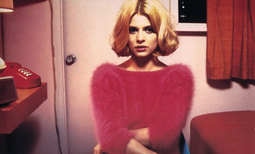 Nasstasja Kinski en París, Texas