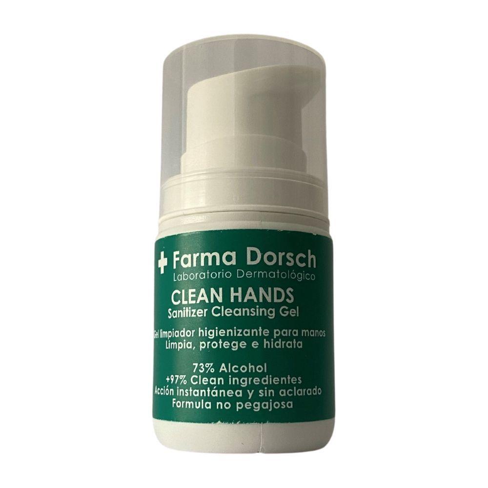 Gel limpiador higienizante de Farma Dorsch