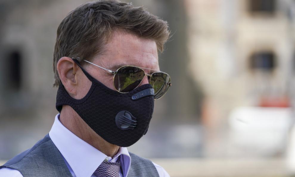 Tom Cruise es muy riguroso con la medidas de seguridad del...