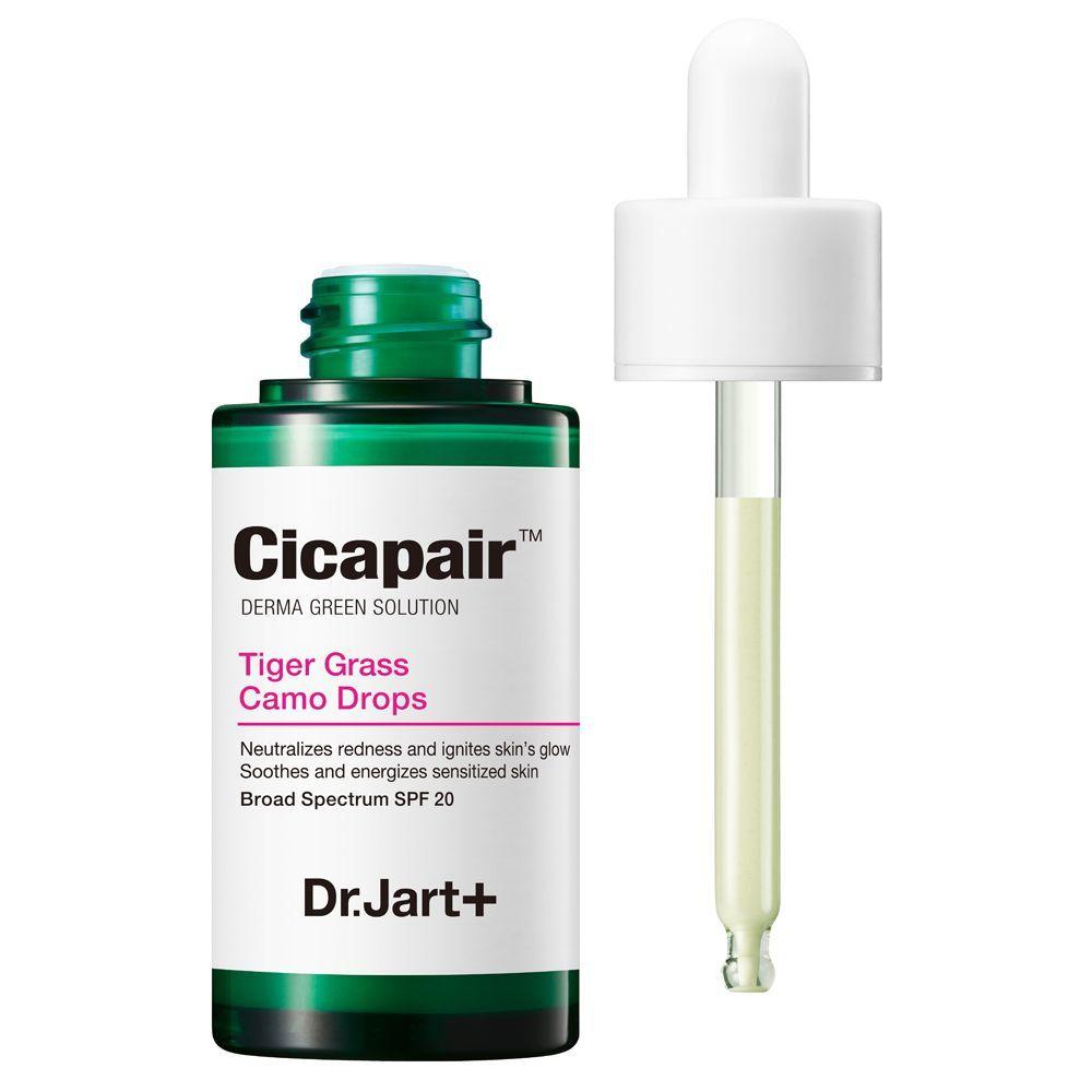 Cicapair Tiger Grass Camo Drops de Dr. Jart+.