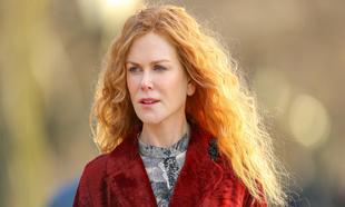 Conocimos a Nicole Kidman con su melena larga rizada, pero durante...