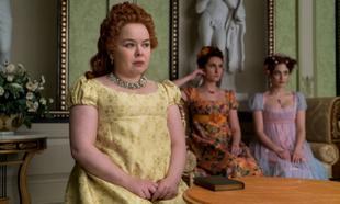 Nicola Coughlan interpreta a Penelope Featherington, una de las...