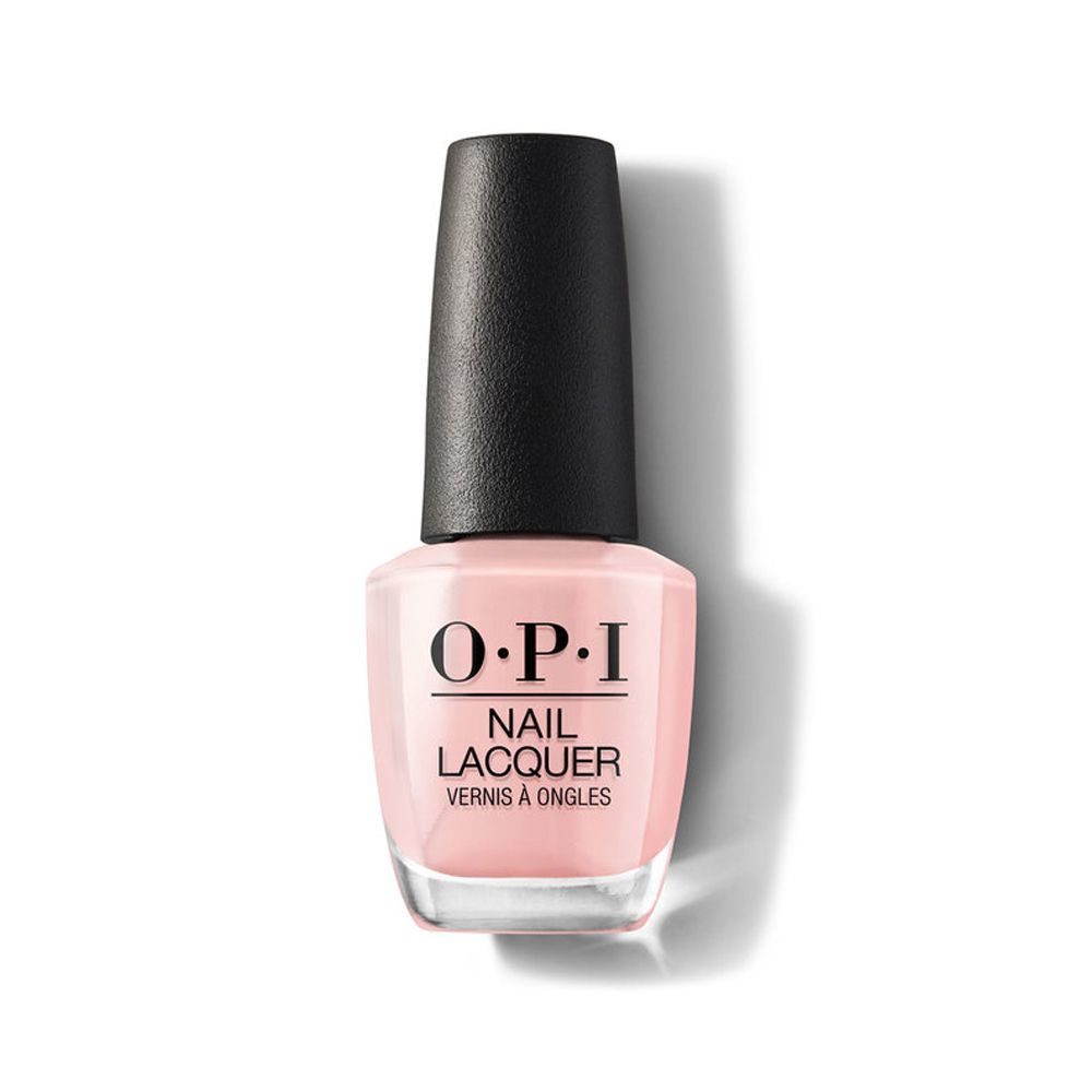 Laca de uñas rosa nude Passion de OPI (16,50 euros).