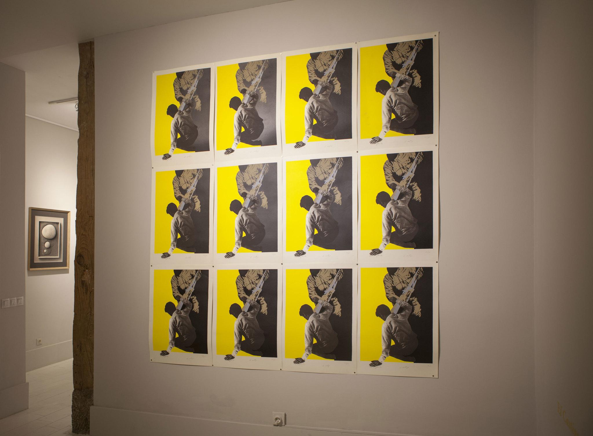 Exposición El Castigo, en Galería Memoria