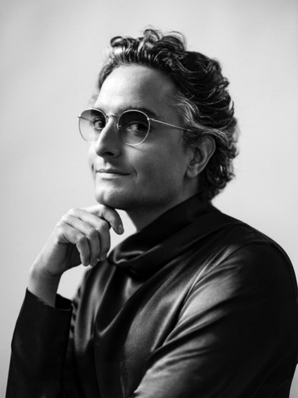 Josie ha sido uno de los orquestadores del look de Cristina Pedroche en las Campanadas 2020.