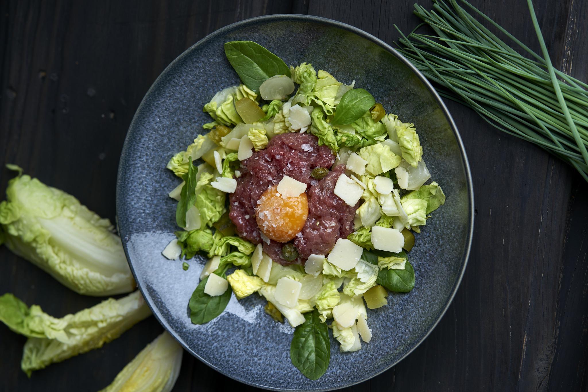 Steak Tartar de Lomo bajo