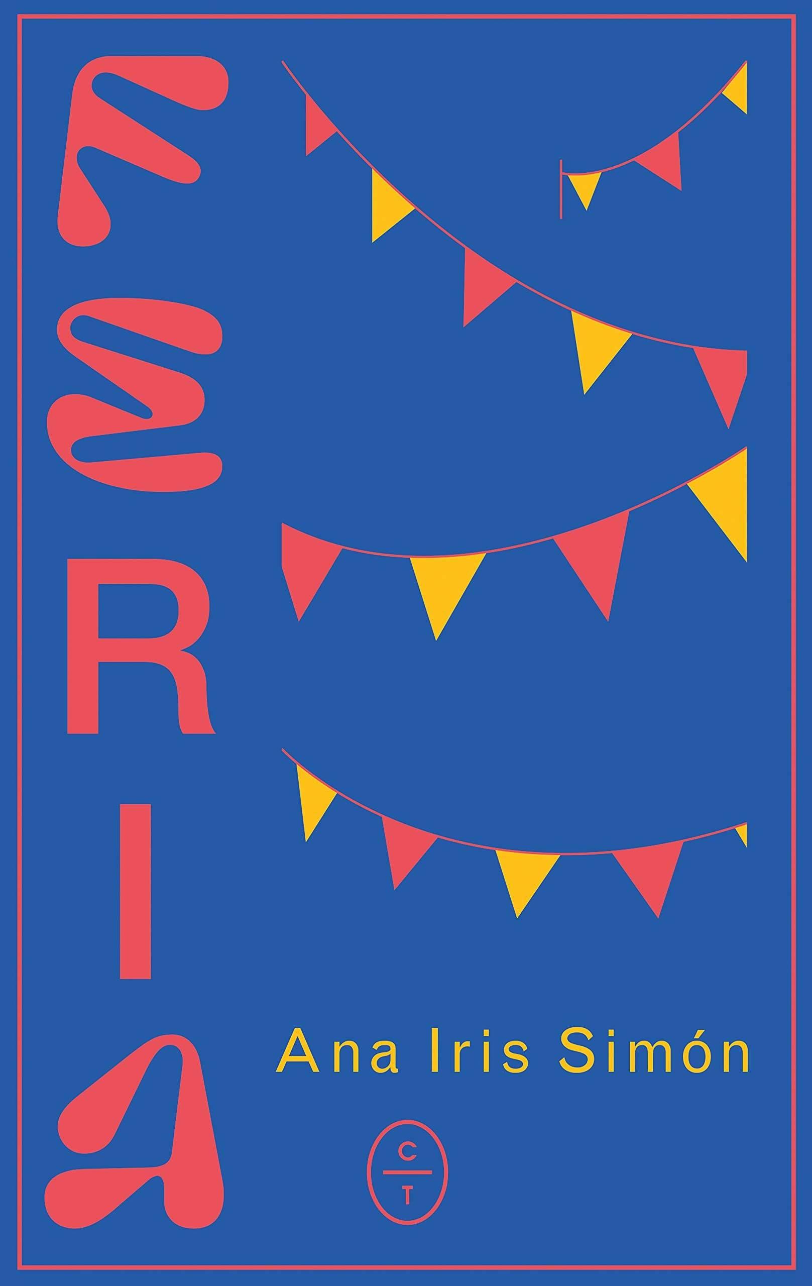 """""""Feria"""" (Círculo de Tiza) es el primer libro de Ana Iris Simón."""