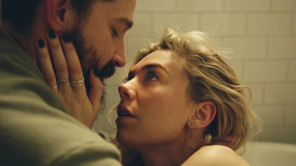 Vanessa Kirbin y Shia LeBeouf protagonizan 'Fragmentos de una mujer',...