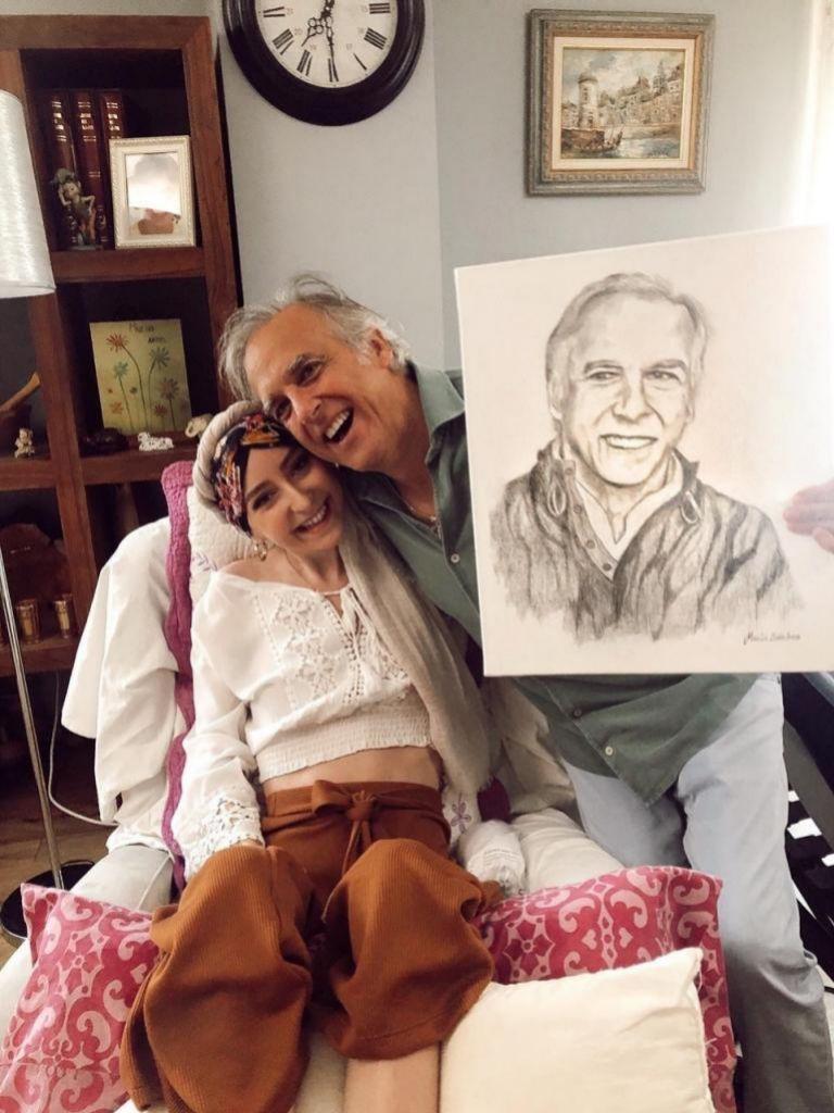 Paco con María