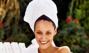 En casa también puedes rescatar tu pelo seco con estos trucos y...